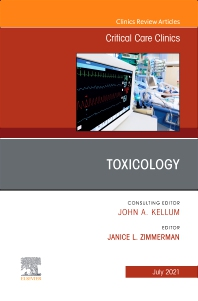 Cover image for Toxicology, An Issue of Critical Care Clinics