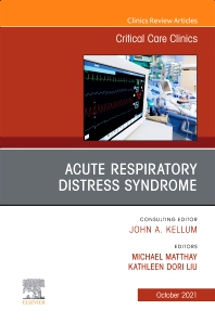 Cover image for Acute Respiratory Distress Syndrome, An Issue of Critical Care Clinics