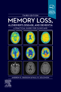Cover image for Memory Loss, Alzheimer's Disease and Dementia