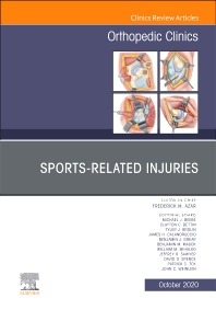 Cover image for Sports-Related Injuries , An Issue of Orthopedic Clinics