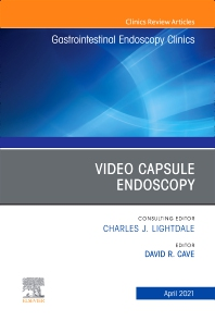 Cover image for Video Capsule Endoscopy, An Issue of Gastrointestinal Endoscopy Clinics
