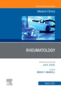 Cover image for Rheumatology, An Issue of Medical Clinics of North America