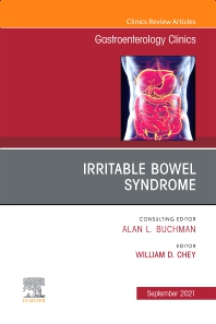 Cover image for Irritable Bowel Syndrome, An Issue of Gastroenterology Clinics of North America