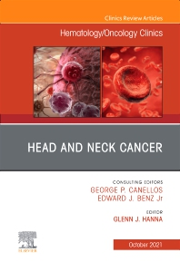 Cover image for Head and Neck Cancer, An Issue of Hematology/Oncology Clinics of North America