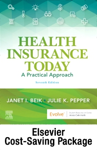Health Insurance Today - Text and Workbook Package - 7th Edition - ISBN: 9780323811279