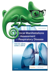 Cover image for Elsevier Adaptive Quizzing for Clinical Manifestations and Assessment of Respiratory Disease