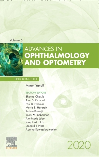 Cover image for Advances in Ophthalmology and Optometry