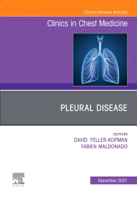 Cover image for Pleural Disease, An Issue of Clinics in Chest Medicine