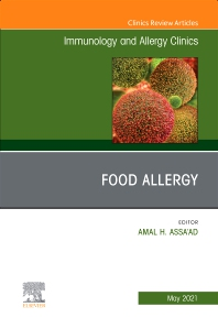 Cover image for Food Allergy, An Issue of Immunology and Allergy Clinics of North America