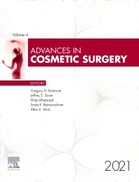 Cover image for Advances in Cosmetic Surgery