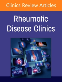 Cover image for Health disparities in rheumatic diseases: Part II, An Issue of Rheumatic Disease Clinics of North America
