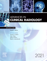 Cover image for Advances in Clinical Radiology, 2021
