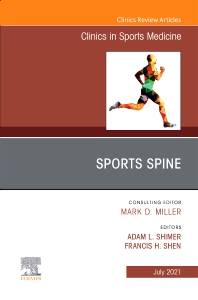 Cover image for Sports Spine, An Issue of Clinics in Sports Medicine