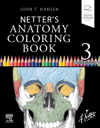 Cover image for Netter's Anatomy Coloring Book