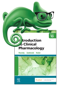 Cover image for Elsevier Adaptive Quizzing for Introduction to Clinical Pharmacology