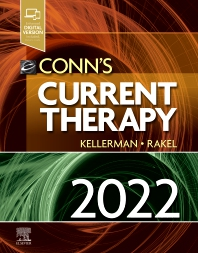 Cover image for Conn's Current Therapy 2022