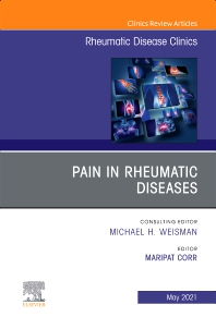 Cover image for Pain in Rheumatic Diseases, An Issue of Rheumatic Disease Clinics of North America