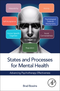 States and Processes for Mental Health - 1st Edition - ISBN: 9780323850490, 9780323900140