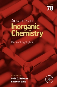 Cover image for Advances in Inorganic Chemistry: Recent Highlights
