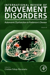 Cover image for Autonomic Dysfunction in Parkinson's Disease