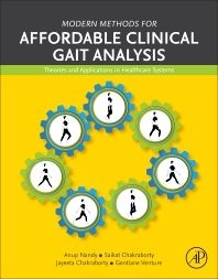 Cover image for Modern Methods for Affordable Clinical Gait Analysis