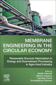 Membrane Engineering in the Circular Economy - 1st Edition - ISBN: 9780323852531