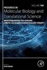 Cover image for Reprogramming the Genome: CRISPR-Cas-based Human Disease Therapy
