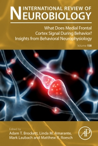 Cover image for What does Medial Frontal Cortex Signal During Behavior? Insights from Behavioral Neurophysiology