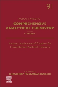 Cover image for Analytical Applications of Graphene for Comprehensive Analytical Chemistry