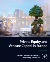 Private Equity and Venture Capital in Europe - 3rd Edition - ISBN: 9780323854016