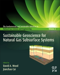 Sustainable Geoscience for Natural Gas Sub-Surface Systems