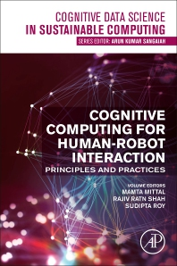 Cover image for Cognitive Computing for Human-Robot Interaction