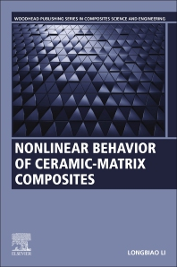 Cover image for Nonlinear Behavior of Ceramic-Matrix Composites