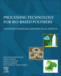 Cover image for Processing Technology for Bio-Based Polymers