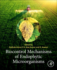 Cover image for Biocontrol Mechanisms of Endophytic Microorganisms