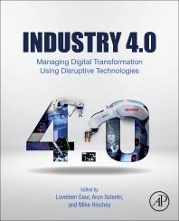 Industry 4.0 - 1st Edition - ISBN: 9780323884853