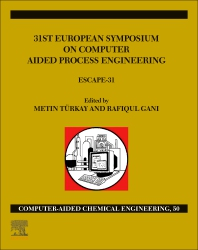 Book Series: 31st European Symposium on Computer Aided Process Engineering