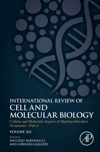 Cover image for Cellular and Molecular Aspects of Myeloproliferative Neoplasms – Part A