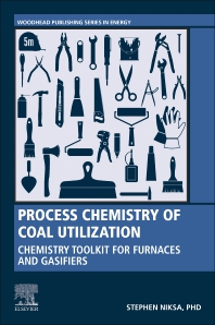 Cover image for Process Chemistry of Coal Utilization