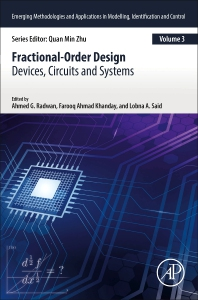 Cover image for Fractional-order Design: Devices, Circuits and Systems