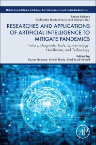 Cover image for Researches and Applications of Artificial Intelligence to Mitigate Pandemics