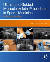 Cover image for Ultrasound Guided Musculoskeletal Procedures in Sports Medicine