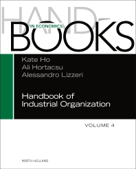 Cover image for Handbook of Industrial Organization