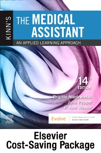Kinn's The Medical Assistant - Text, Study Guide and Procedure Checklist Manual, and SimChart for the Medical Office 2022 Edition Package - 14th Edition - ISBN: 9780323932035