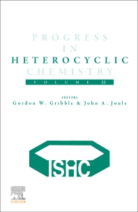 Progress in Heterocyclic Chemistry - 1st Edition - ISBN: 9780323984102