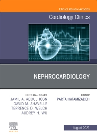 Cover image for Nephrocardiology, An Issue of Cardiology Clinics
