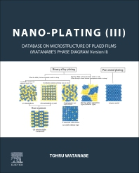 Nano-plating (III) - 1st Edition - ISBN: 9780323998949
