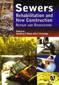 Cover image for Sewers: Repair and Renovation