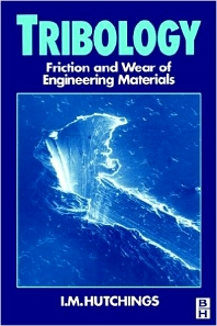 Cover image for Tribology: Friction and Wear of Engineering Materials