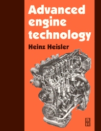 Advanced Engine Technology - 1st Edition - ISBN: 9780340568224